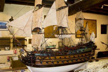 Maquette/ Ship model