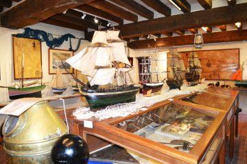 Musée de la mer/ Sea Museum